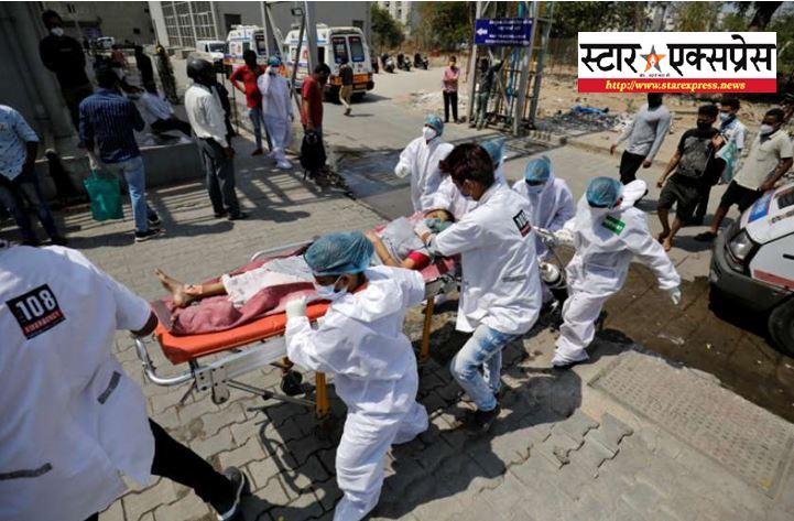 Photo of कोरोना कहर :  देश में थमने का नाम ही नही ले रहा है, वही 1 दिन मे 4172 लोग की मौत, बल्कि नए केस फिर 2 लाख पार कर गए