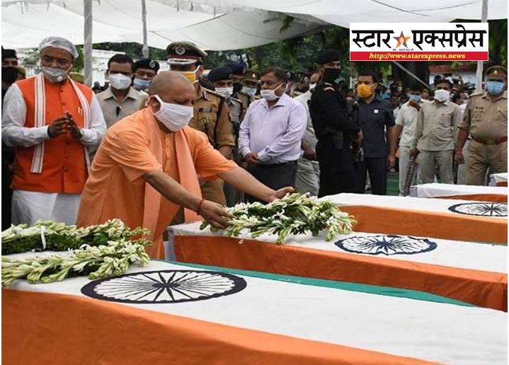 Photo of CM योगी ने ITBP के शहीद जवान प्रदीप कुमार को दी श्रद्धांजलि, 50 लाख रुपये की आर्थिक सहायता का ऐलान