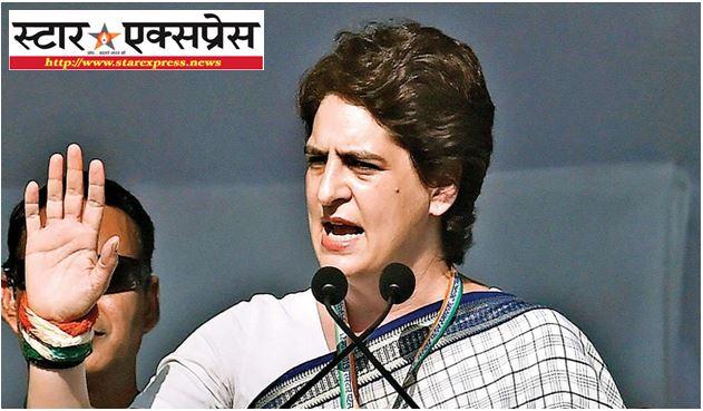 Photo of प्रिंयका ने भाजपा सरकार पर बोला हमला, कहा टीका उत्सव मना लिए मगर वैक्सीन की नहीं की व्यवस्था