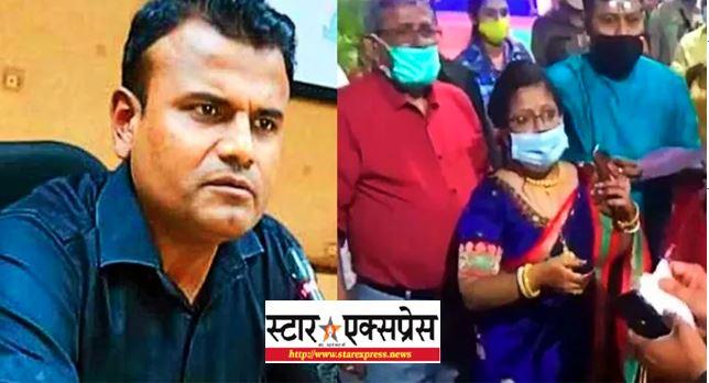 Photo of त्रिपुरा के DM शैलेश यादव अपनी बातों पर अड़े,कहा- सस्पेंशन है स्वीकार