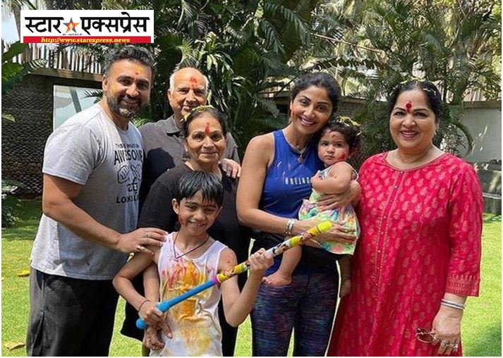 Photo of शिल्पा शेट्टी का परिवार आया कोरोना की चपेट मे