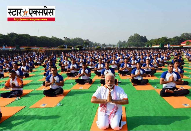 Photo of 21 जून विश्व अंतरराष्ट्रीय योग दिवस पर पीएम मोदी कल सुबह 6.30 बजे कार्यक्रम को करेंगे संबोधित