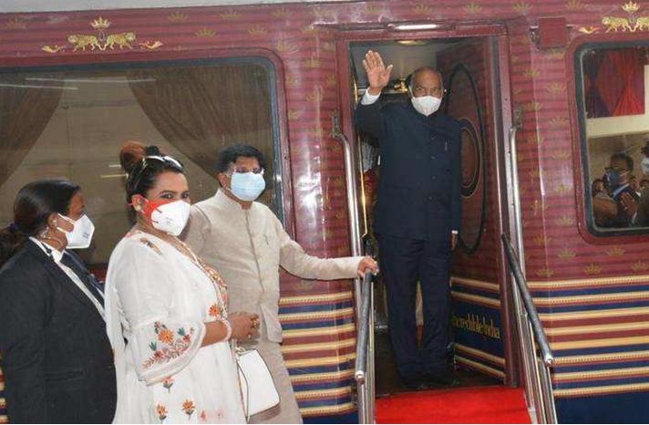 Photo of राष्ट्रपति रामनाथ कोविंद कल आएंगे लखनऊ, इन रास्तो पर वाहनों को जानें की नही होगी परमिशन