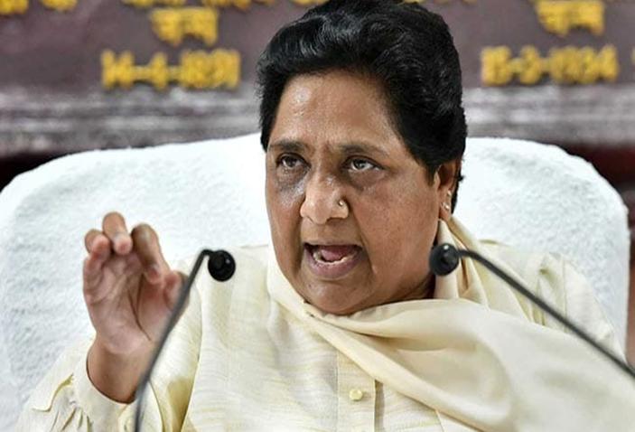Photo of पंचायत चुनाव में हो रही हिंसा घटनाओं को लेकर, मायावती ने योगी सरकार पर कसा तंज, कहा-प्रदेश में जंगलराज चल रहा है