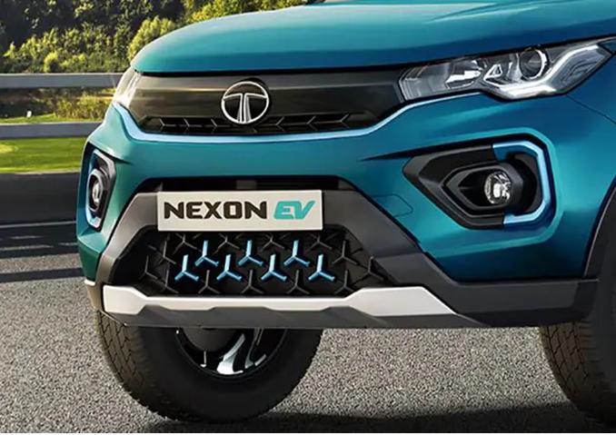 Photo of देश में इलेक्ट्रिक कार Nexon EV लॉन्च, लोगो की बढ़ी डिमांड, जल्द ही 5 फीसदी का आंकड़ा होगा पूरा