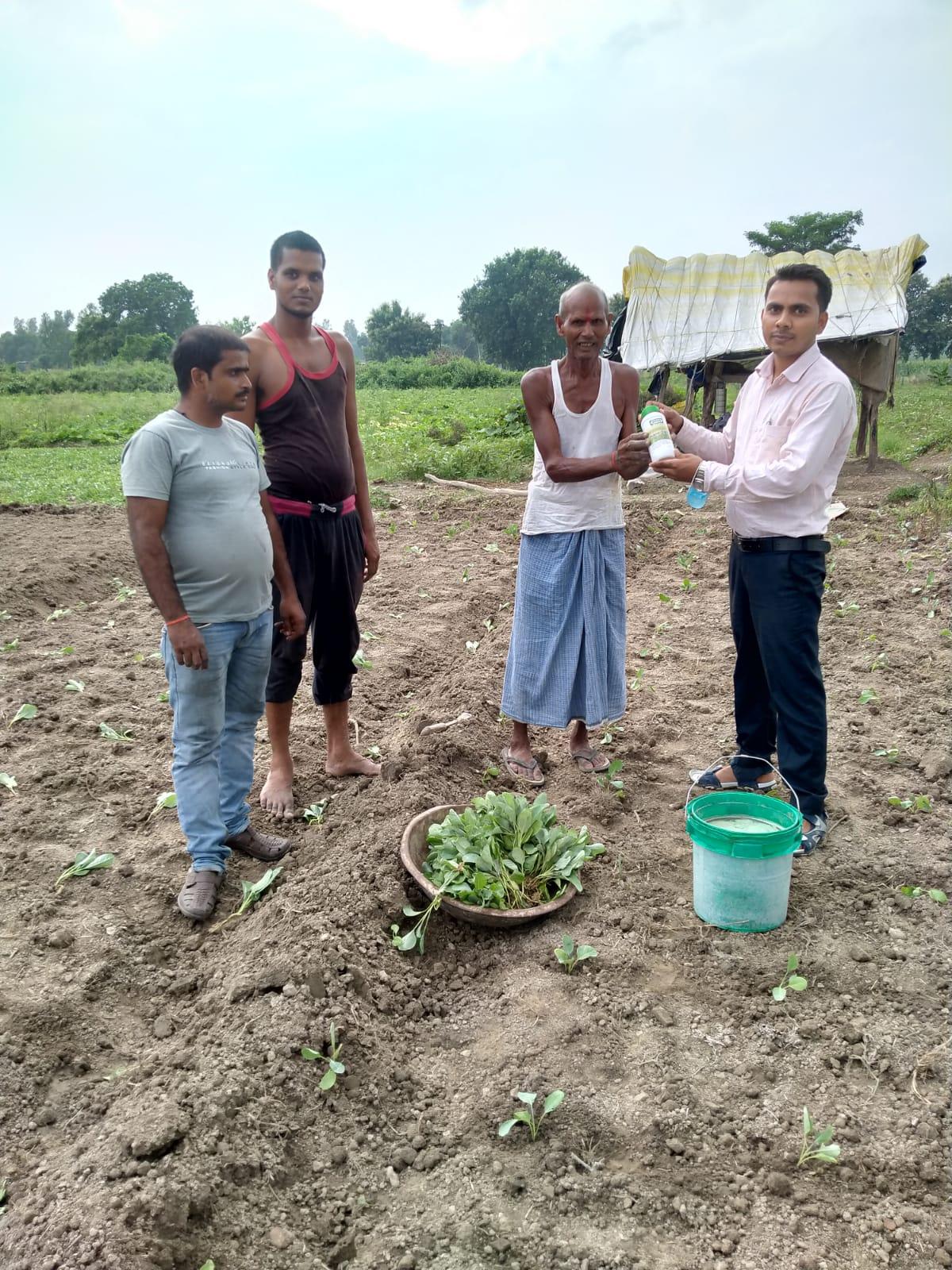 Photo of किसानों के लिए खुशखबरी: इफको ने लांच किया यह नया प्रोडक्ट, कम दाम में मिलेगी बेहतर उपज व होगी पैसों की बचत