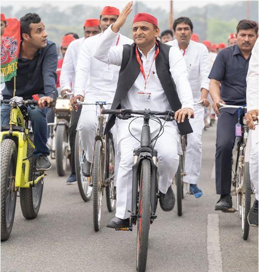 Photo of विधानसभा चुनाव 2022 : सपा प्रदेश भर मे कल करेगी साइकिल रैली शुरू करेगी चुनावी अभियान