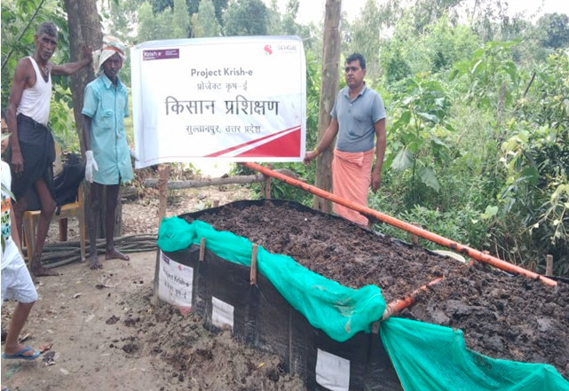 Photo of सुल्तानपुर : सहगल फाउंडेशन ने तिवारीपुर और उतुरी गांव में किया खेत दिवस का आयोजन