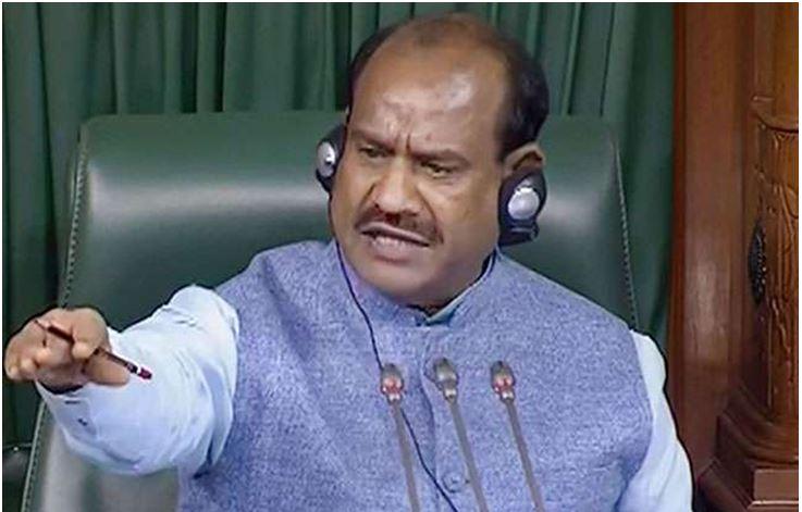Photo of लोकसभा अध्यक्ष ने विपक्ष के हंगामे को लेकर जताई आपत्ति, कहा-संसद की मर्यादा और आसन का न करें अपमान