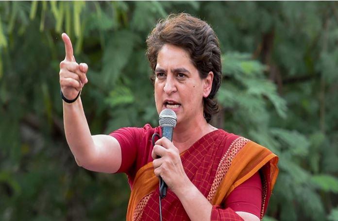 Photo of वायरल और डेंगू से हो रही मौतों को लेकर प्रियंका का योगी पर वार, कहा-कोरोना की दूसरी लहर से भी सबक नहीं सीख पाई सरकार