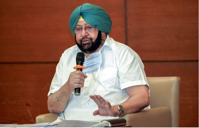 Photo of तो क्या पंजाब में गिर जाएगी कांग्रेस सरकार, आप पार्टी के प्रतिनिधि मंडल ने राज्यपाल से की मुलाकात