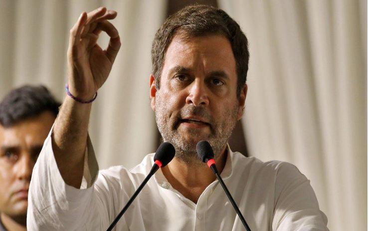 Photo of वैक्सीन की कमी को लेकर राहुल गांधी ने केंद्र सरकार पर कसा तंज