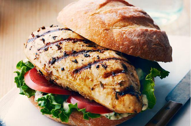 Photo of जानिए ग्रिल्ड चिकन सैंडविच बनाने की रेसिपी के बारे मे