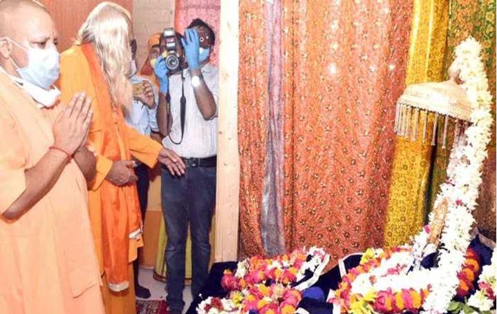 Photo of राम मंदिर शिलापूजन के पूरे हुए एक साल : आयोध्या दौरे पर सीएम योगी करेंगे अन्न योजना का वितरण