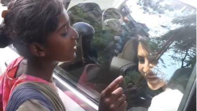 Photo of गरीब बच्चों ने जैकलीन की गाड़ी रोककर करी एक्ट्रेस की तारीफ, वीडियो हुआ वायरल
