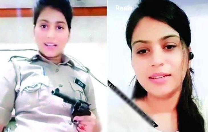 Photo of पूर्व महिला सिपाही प्रियंका मिश्रा को वेब सीरीज का मिला ऑफर, कहा- पुलिस विभाग से इस्तीफा मंजूर होने का मलाल