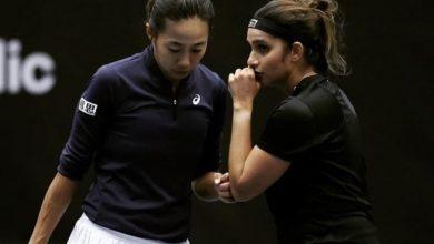 Photo of सानिया मिर्जा ने चीन की झांग के साथ सीजन का पहला खिताब किया अपने नाम, बनीं डबल्स चैंपियन