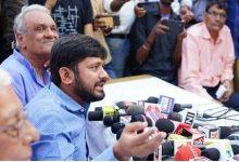 Photo of कन्हैया कुमार के कांग्रेस पार्टी में शामिल होने के अटकले तेज मेवाडी भी दे सकते है उनका साथ