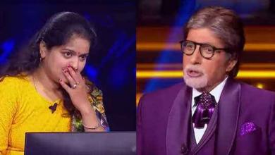 Photo of KBC 13: केबीसी के एक करोड़ के सवाल पर सविता भाटी ने छोड़ा शो