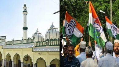 Photo of UP Assembly Election 2022 : मस्जिदों के बाहर संकल्प पत्र बांटने और लुभाने मे लगी कांग्रेस