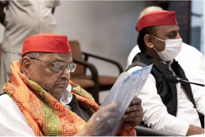 Photo of यूपी विधानसभा चुनाव 2022 से पहले फिर सक्रिय हुए मुलायम सिंह, कार्यकर्ताओं को दे रहे जीत का मंत्र