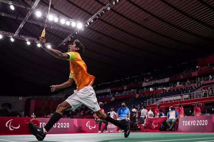 Photo of Tokyo Paralympics 2020 : प्रमोद भगत ने गोल़्ड मेडल जीतकर रचा इतिहास