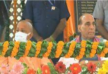 Photo of राजनाथ सिंह ने सीएम योगी के पढ़े कसीदे