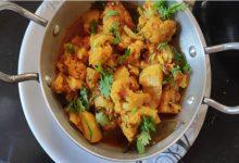 Photo of पितृपक्ष मे बनाएं बिना प्याज-लहसुन के मजेदार गोभी-आलू की सब्जी, जानें तरीका
