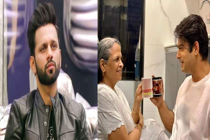 Photo of सिद्धार्थ शुक्ला की मां से मिलने गए राहुल वैद्य, इमोशनल विडियो शेयर कर बताई ये बातें
