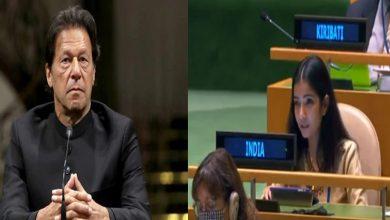 Photo of संयुक्त राष्ट्र महासभा के मंच मे पाकिस्तान को भारत ने दिया करारा जवाब