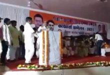 Photo of छत्तीसगढ़ मे बिगड़े हालात : कांग्रेस के कार्यक्रम में TS सिंहदेव के समर्थक नेता के साथ हुई धक्का-मुक्की