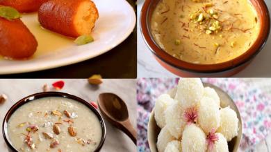 Photo of खाने-पीने का है शौक तो ले स्वाद इन बंगाल की मिठाइयों का, जाने बनाने का आसान तरीका