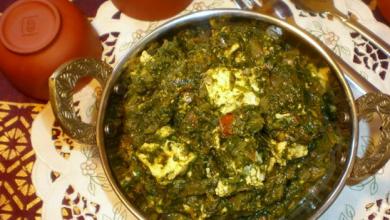 Photo of बनाएं स्वादिष्ट पालक पनीर की सब्जी जो खाएगा करेगा तारीफ, जानिये क्या है बनाने का तरीका
