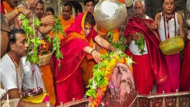 Photo of प्रियंका गांधी कर रही हैं नवरात्रि का व्रत, राहुल गांधी ने दी शुभकामनाएं